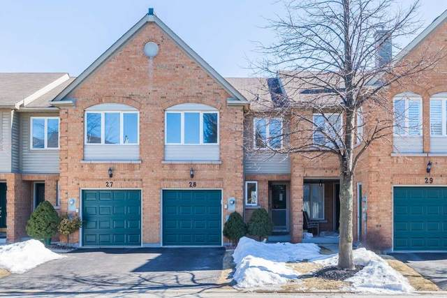 2550 Thomas St #28, Mississauga, ON L5M 5N8 (MLS #W5140943) :: Forest Hill Real Estate Inc Brokerage Barrie Innisfil Orillia