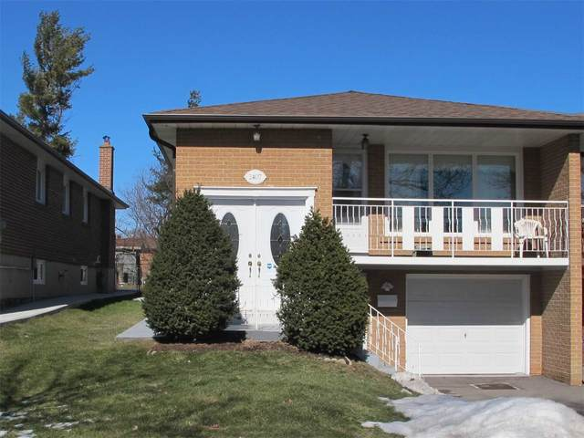 2407 Cashmere Ave, Mississauga, ON L5B 2M7 (MLS #W5140961) :: Forest Hill Real Estate Inc Brokerage Barrie Innisfil Orillia