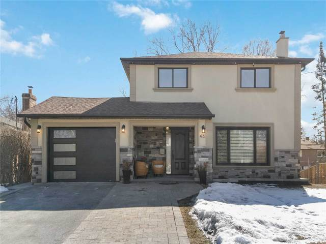 46 Ringway Cres, Toronto, ON M9W 1X4 (MLS #W5141212) :: Forest Hill Real Estate Inc Brokerage Barrie Innisfil Orillia