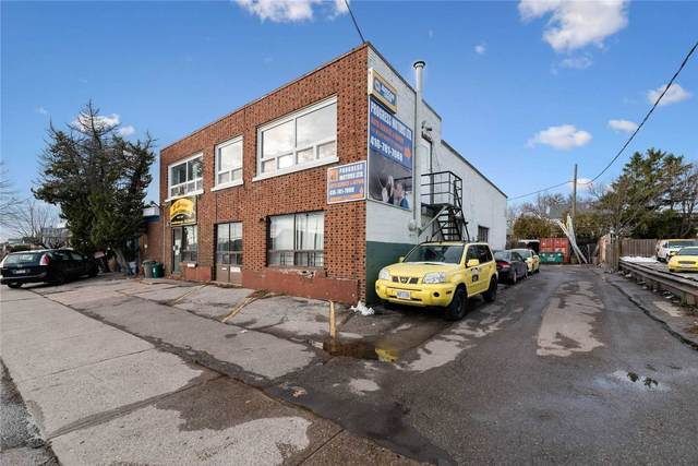 12 Bentworth Ave, Toronto, ON M6A 1P1 (#W5180298) :: The Ramos Team