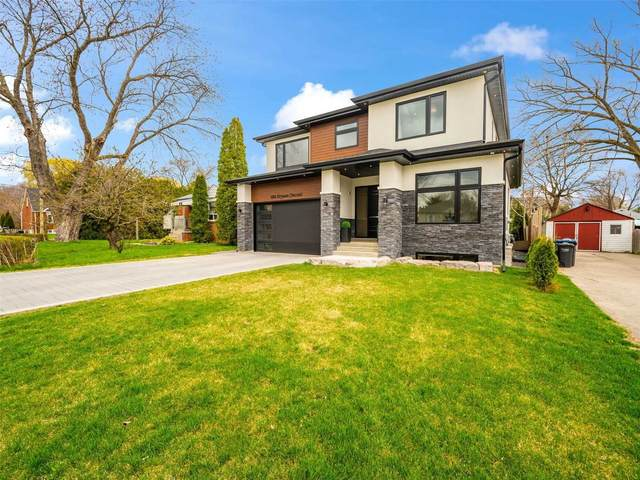 604 Drymen Cres, Mississauga, ON L5G 2P1 (#W5198301) :: The Ramos Team