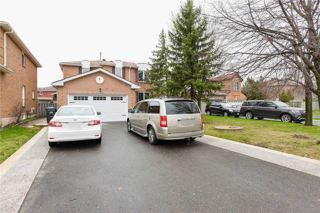 3224 Turnstone Cres, Mississauga, ON L5L 5L4 (#W5198640) :: The Ramos Team