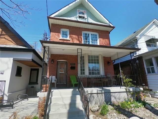 144 Eileen Ave, Toronto, ON M6N 1W1 (#W5209245) :: The Ramos Team