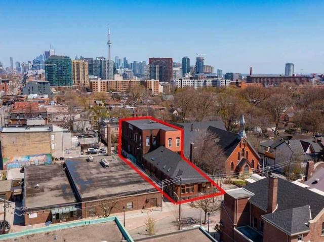 207 Cowan Ave, Toronto, ON M6K 1L6 (#W5212834) :: The Ramos Team