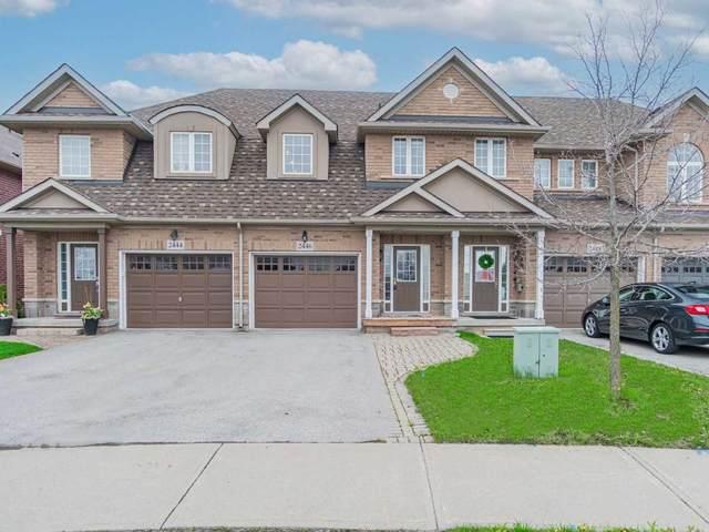 2446 Shadow Crt, Oakville, ON L6M 5G6 (MLS #W5223991) :: Forest Hill Real Estate Inc Brokerage Barrie Innisfil Orillia