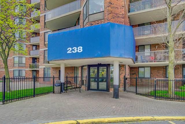 238 Albion Rd #510, Toronto, ON M9W 6A7 (#W5224657) :: The Ramos Team