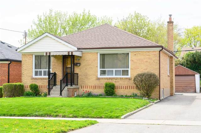 137 Redwater Dr, Toronto, ON M9W 2A3 (#W5224998) :: The Ramos Team
