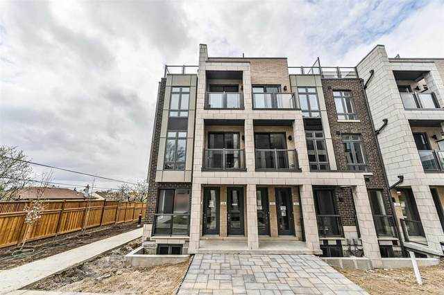 715 W Lawrence Ave #24, Toronto, ON M6A 1B4 (#W5225991) :: The Ramos Team