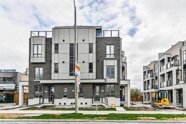 713 W Lawrence Ave #15, Toronto, ON M6A 1B4 (#W5226097) :: The Ramos Team