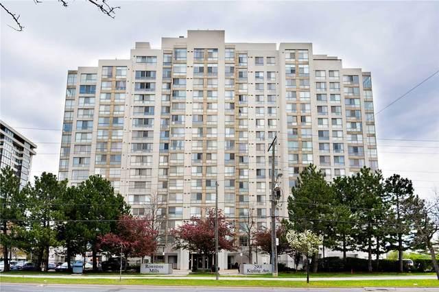 2901 Kipling Ave #1107, Toronto, ON M9V 5E5 (#W5226401) :: The Ramos Team