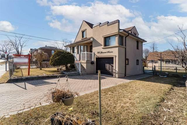 950 Glencairn Ave, Toronto, ON M6B 2A7 (#W5226435) :: The Ramos Team