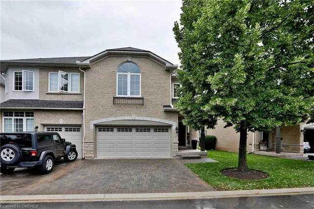 1267 Dorval Dr #56, Oakville, ON L6M 3Z5 (#W5281602) :: The Ramos Team