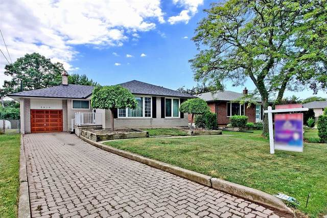 3616 Queenston Dr, Mississauga, ON L5C 2G6 (#W5282223) :: The Ramos Team