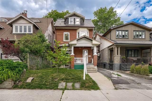29 Cowan Ave, Toronto, ON M6K 2N1 (#W5285168) :: The Ramos Team