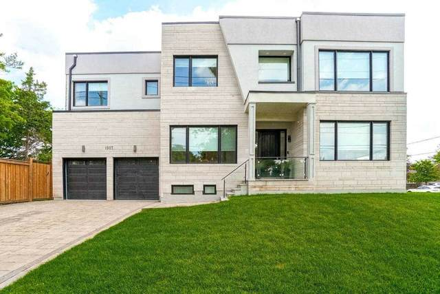 1507 Oxford Ave, Oakville, ON L6H 1T8 (#W5291392) :: The Ramos Team