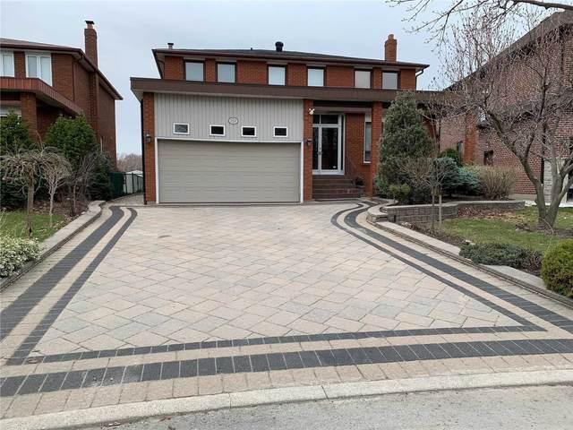 250 Gracefield Ave, Toronto, ON M6L 3C2 (#W5296222) :: The Ramos Team