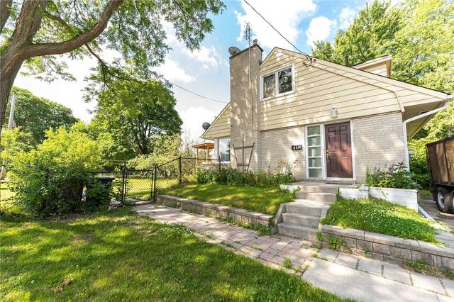 49 Harlow Cres, Toronto, ON M9V 2Y7 (#W5296951) :: Royal Lepage Connect
