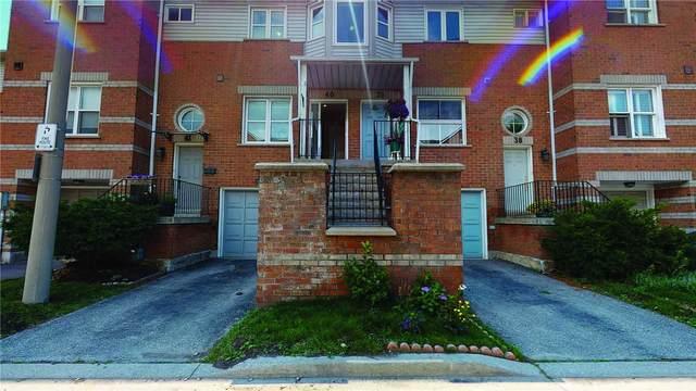 630 Evans Ave #40, Toronto, ON M8W 2W6 (#W5297925) :: The Ramos Team