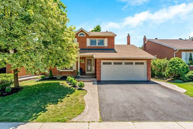 874 Childs Dr, Milton, ON L9T 4J6 (#W5298831) :: The Ramos Team