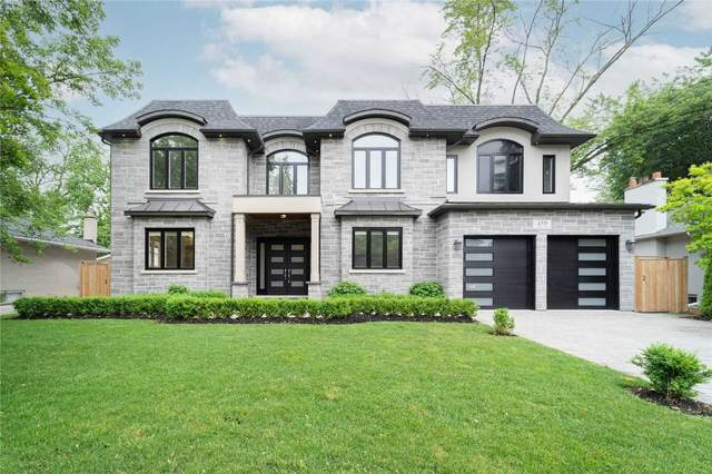 459 Candler Rd, Oakville, ON L6J 4X7 (#W5304593) :: The Ramos Team