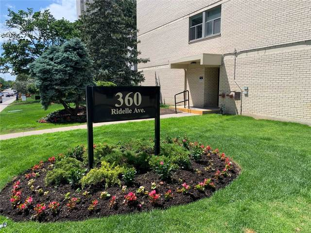 360 Ridelle Ave #1712, Toronto, ON M6B 1K1 (#W5306944) :: The Ramos Team