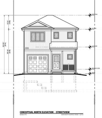 448 South Service Rd, Mississauga, ON L5G 2S3 (#W5309965) :: The Ramos Team