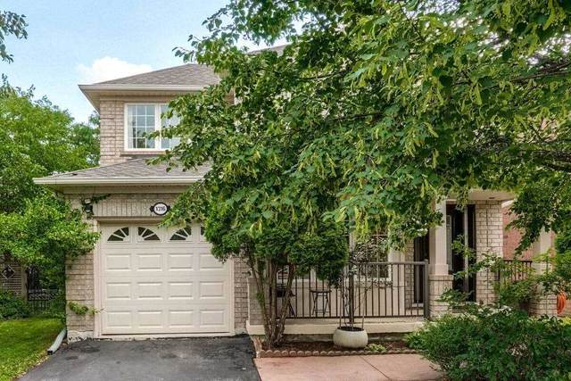 1316 Sagewood Cres, Oakville, ON L6M 4A4 (#W5312011) :: The Ramos Team