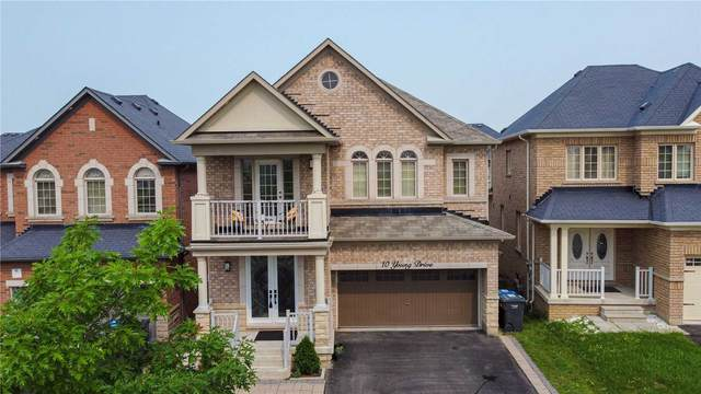 10 Young Dr, Brampton, ON L6Y 0P4 (#W5312346) :: The Ramos Team