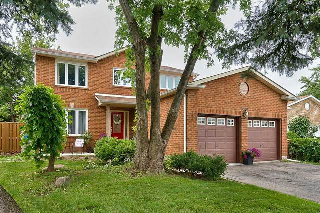 2005 Granby Dr, Oakville, ON L6H 3Z5 (#W5313255) :: The Ramos Team