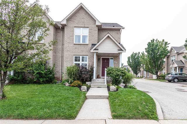 2189 Postmaster Dr #31, Oakville, ON L6M 4E6 (#W5314617) :: The Ramos Team