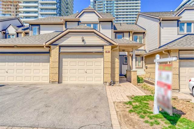2275 Credit Valley Rd #4, Mississauga, ON L5M 4N5 (#W5314738) :: The Ramos Team