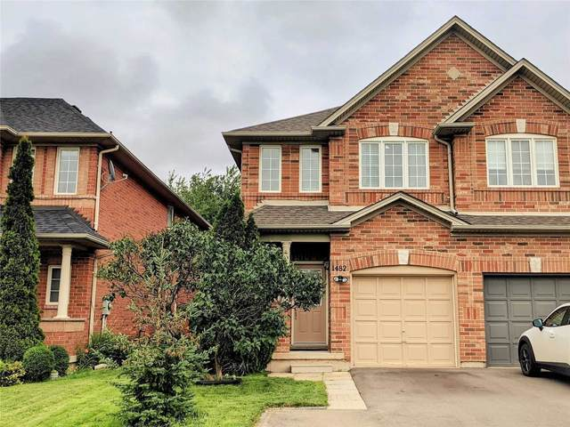 1482 Warbler Rd, Oakville, ON L6M 3Z7 (#W5314752) :: The Ramos Team