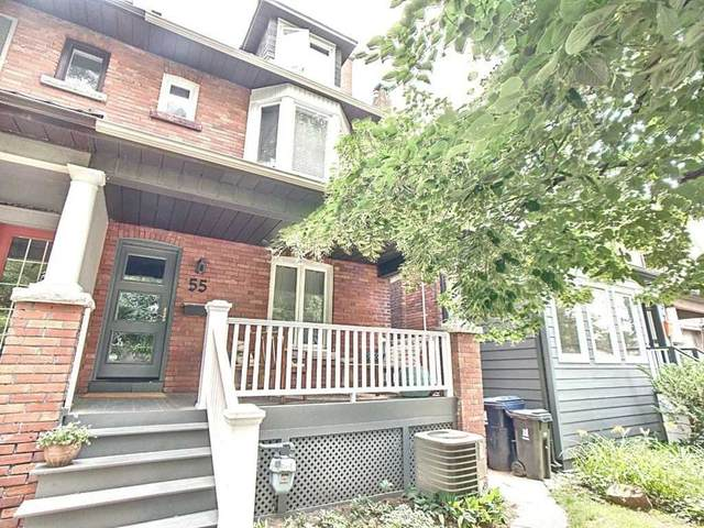 55 Gilmour Ave, Toronto, ON M6P 3A8 (#W5315551) :: The Ramos Team