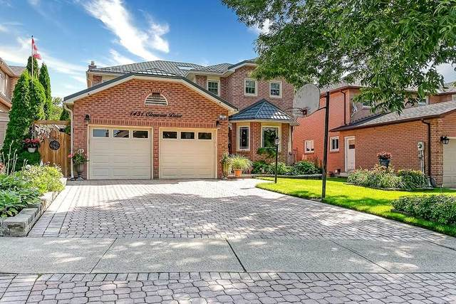 1451 Clearview Dr, Oakville, ON L6J 6X2 (#W5316101) :: The Ramos Team