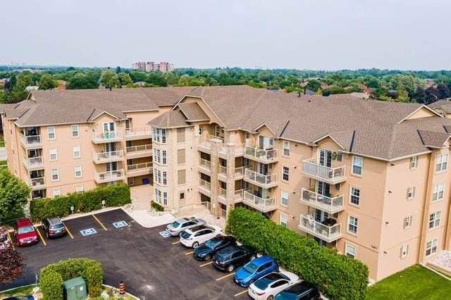 1460 Bishops Gate #212, Oakville, ON L6M 4N5 (#W5316279) :: The Ramos Team
