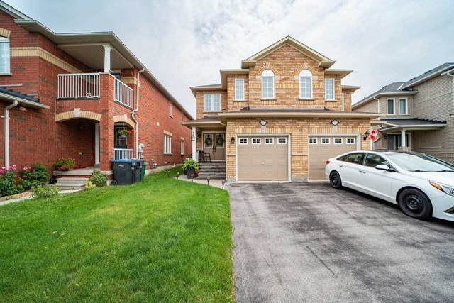 7220 Gagliano Dr, Mississauga, ON L5W 1X4 (#W5316280) :: The Ramos Team