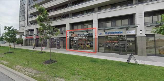 1060 W Sheppard Ave #109, Toronto, ON M3J 0G7 (#W5316700) :: The Ramos Team