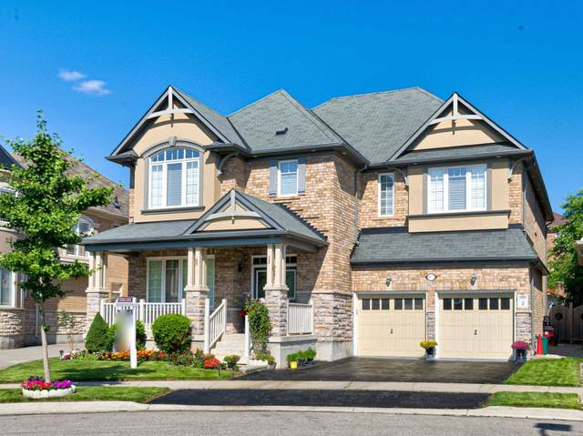 413 Coombs Crt, Milton, ON L9T 7N5 (#W5316709) :: The Ramos Team
