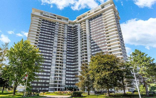 1333 Bloor St #812, Mississauga, ON L4Y 3T6 (#W5316778) :: The Ramos Team