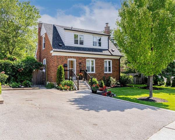 13 Brookside Dr, Mississauga, ON L5M 1H2 (#W5317085) :: The Ramos Team