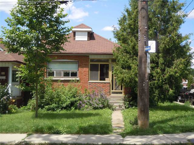 92 Bowie Ave, Toronto, ON M6E 2P7 (#W5317245) :: The Ramos Team