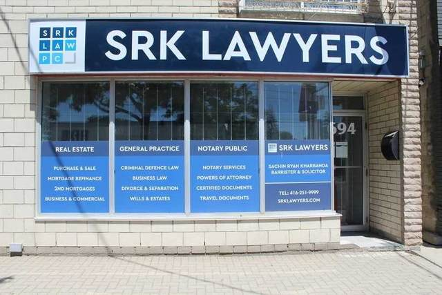694 The Queensway Ave, Toronto, ON M8Y 1K9 (#W5317706) :: The Ramos Team
