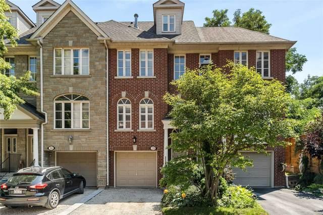28 Brownstone Lane, Toronto, ON M8X 2Z6 (#W5318430) :: The Ramos Team