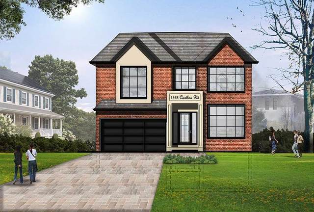 1438 Cawthra Rd, Mississauga, ON L5G 4L2 (#W5318545) :: The Ramos Team