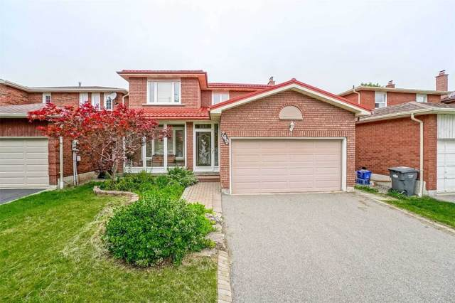 749 Guild Crt, Mississauga, ON L5C 4M7 (#W5318624) :: The Ramos Team