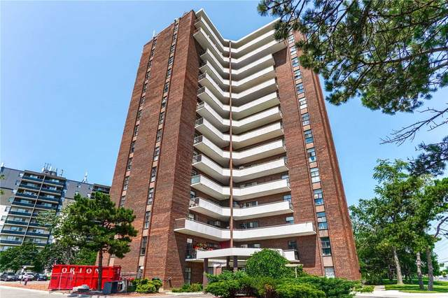 3025 Queen Frederica Dr #1102, Mississauga, ON L4Y 3A1 (#W5318788) :: The Ramos Team