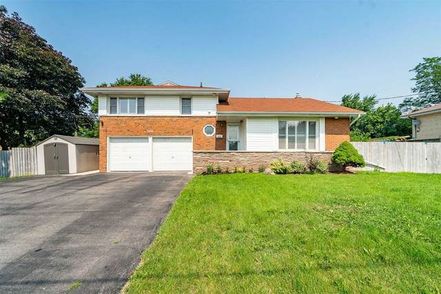 5435 Turney Dr, Mississauga, ON L5M 1Z4 (#W5319404) :: The Ramos Team
