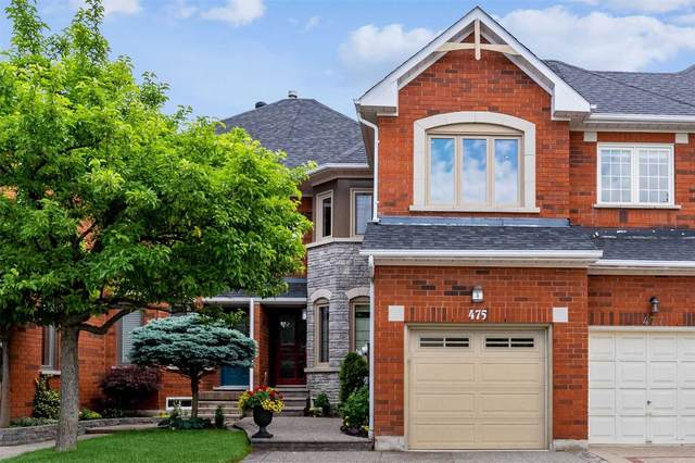 475 Barondale Dr, Mississauga, ON L4Z 3V8 (#W5319717) :: The Ramos Team