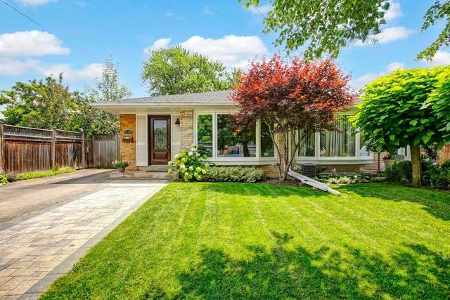 1212 Westerdam Rd, Mississauga, ON L4Y 2H4 (#W5320488) :: The Ramos Team