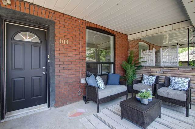 104 Emerson Ave, Toronto, ON M6H 3S9 (#W5321048) :: The Ramos Team